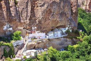 Бахчисарайский Свято-Успенский мужской монастырь