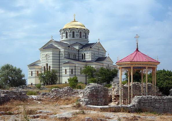 Свято-Владимирский собор в Херсонесе, паломничество