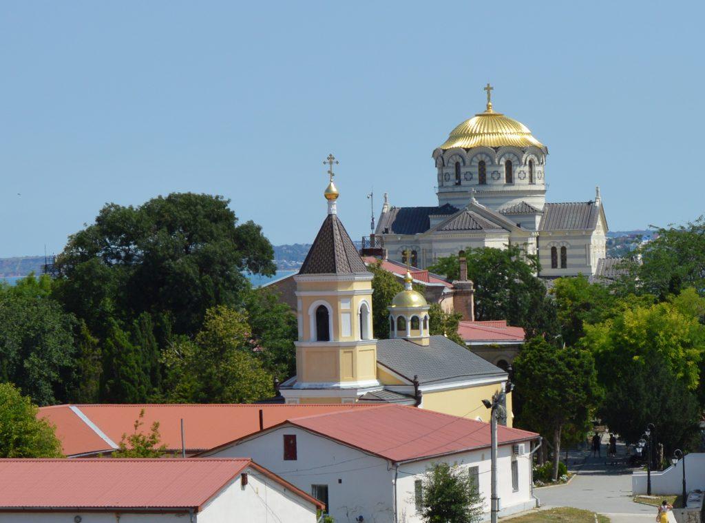 Храм Семи священномучеников в Херсонесе, святыни Севастополя