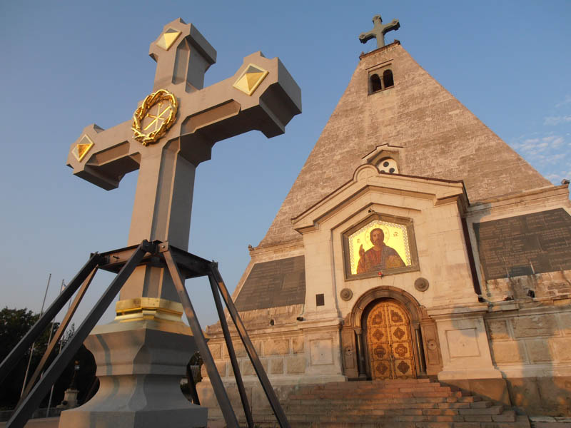 Храм Святителя Николая Чудотворца в Севастополе