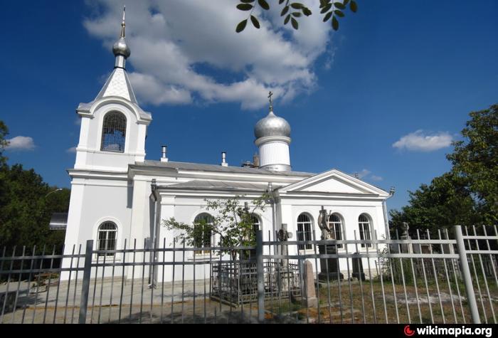 Храм Всех Святых в Симферополе. Православные достопримечательности Симферополя