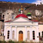 Монастырь святого Климента в Инкермане