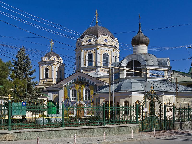Свято-Троицкий женский монастырь в Симферополе