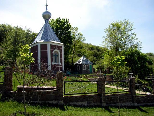 источник великомученика Пантелеймона Старый Крым