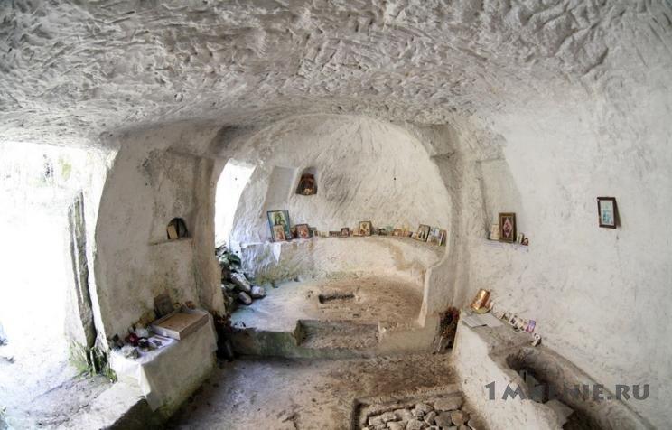 Фото: церковь св. Софии - Премудрости Божией, в Качи-Кальоне