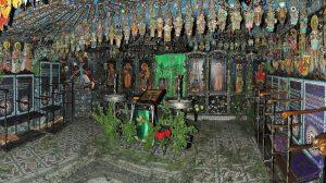 Фото внутреннего интерьера храма св. Анастасии Узорешительницы