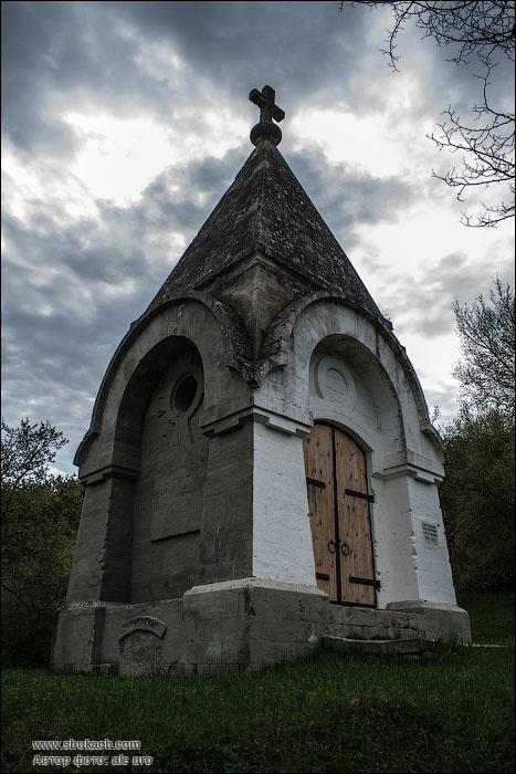 фото: часовня архангела Михаила в Бахчисарае