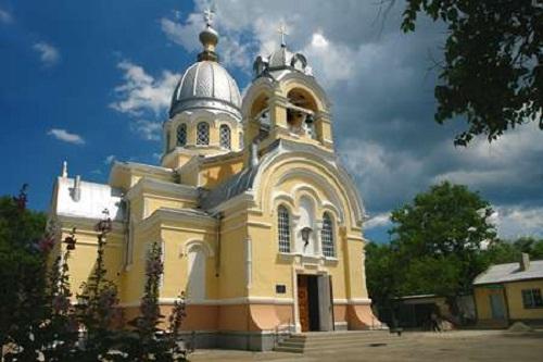 Фото Феодосийского собора. Феодосийская митрополия.
