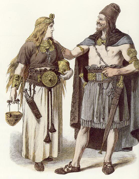 Изображение древних готов