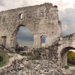 Византийский Дорос. Мангуп-Кале, часть 2