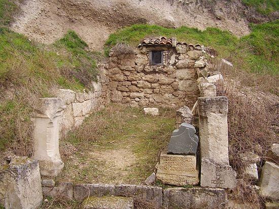 Фото главного храма греческой обители, Мариамский монастырь