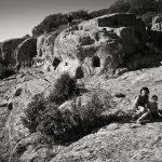 Жилые постройки Эски-Кермена, часть 11