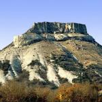 Гора Тепе-Кермен, часть 1