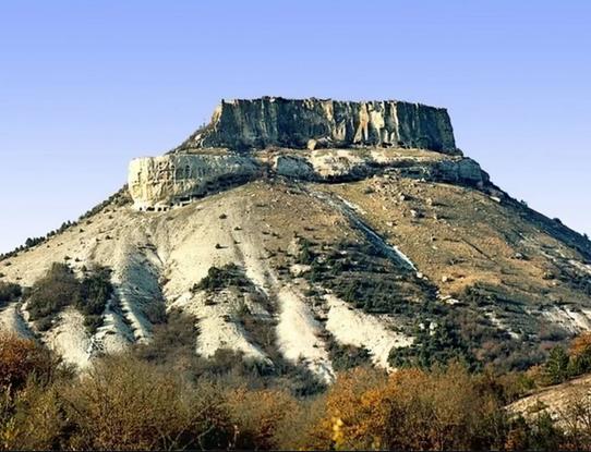 Фото: гора Тепе-Кермен