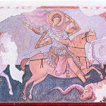 Храм Трех всадников на Эски-Кермене, часть 14