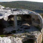 Архитектура в Эски-Кермене, часть 7