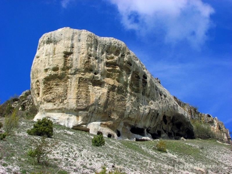 Фото плато Тепе-Кермен