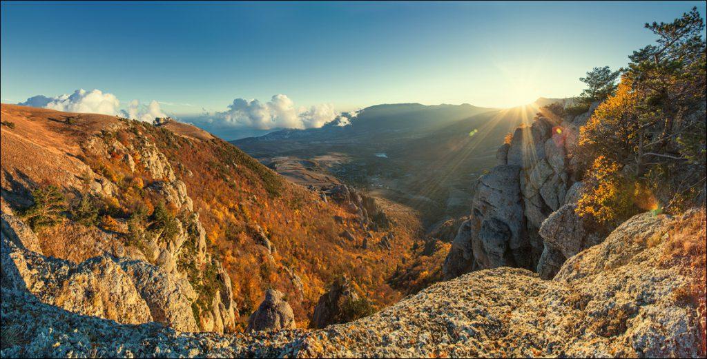 Фото крымских гор, Фуллы