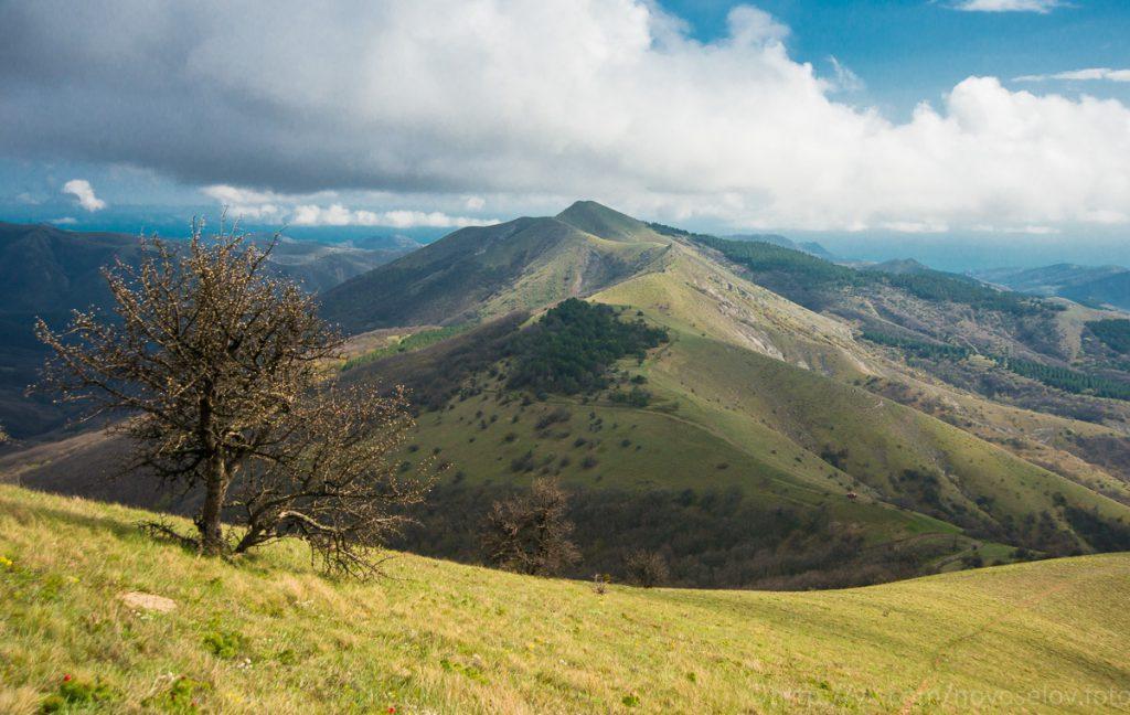 Изображение: крымские пейзажи