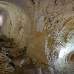 Осадный колодец Чуфут-Кале, часть 18