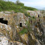 Пещерные комплексы Тепе-Кермен, часть 4