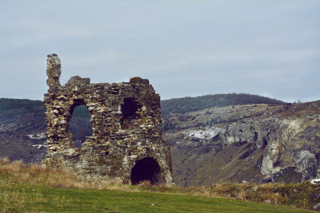 Фото: крепость Каламита