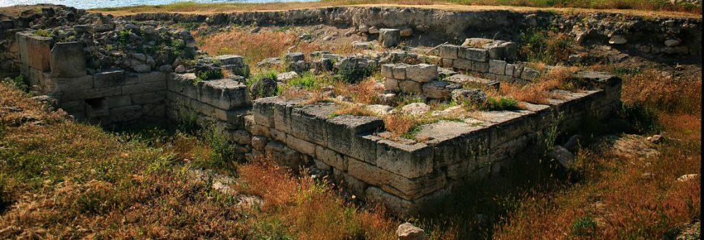 Изображение археологических раскопок