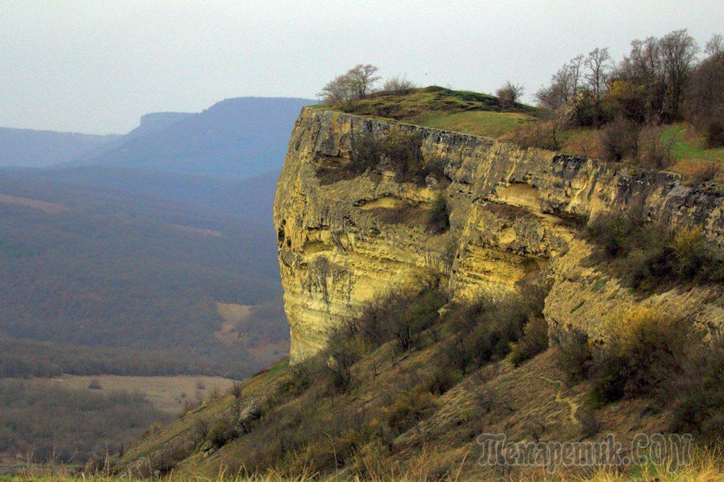 Изображение плато Баклы