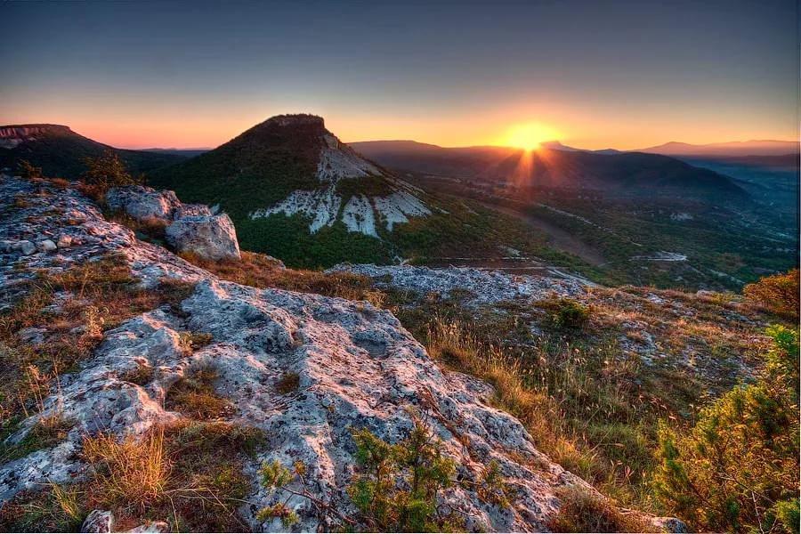 Фото: путешествие по Кыз-Кермен