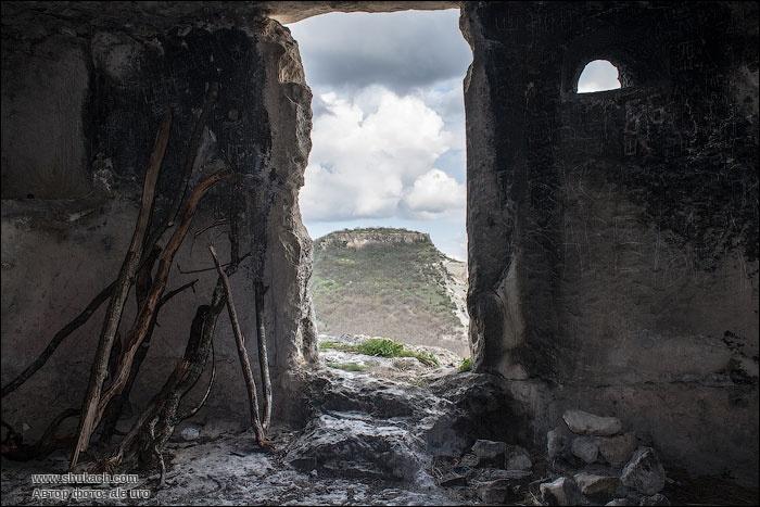 Ихображение: история городища Кыз-Кермен