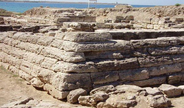 Фотография археологических раскопок