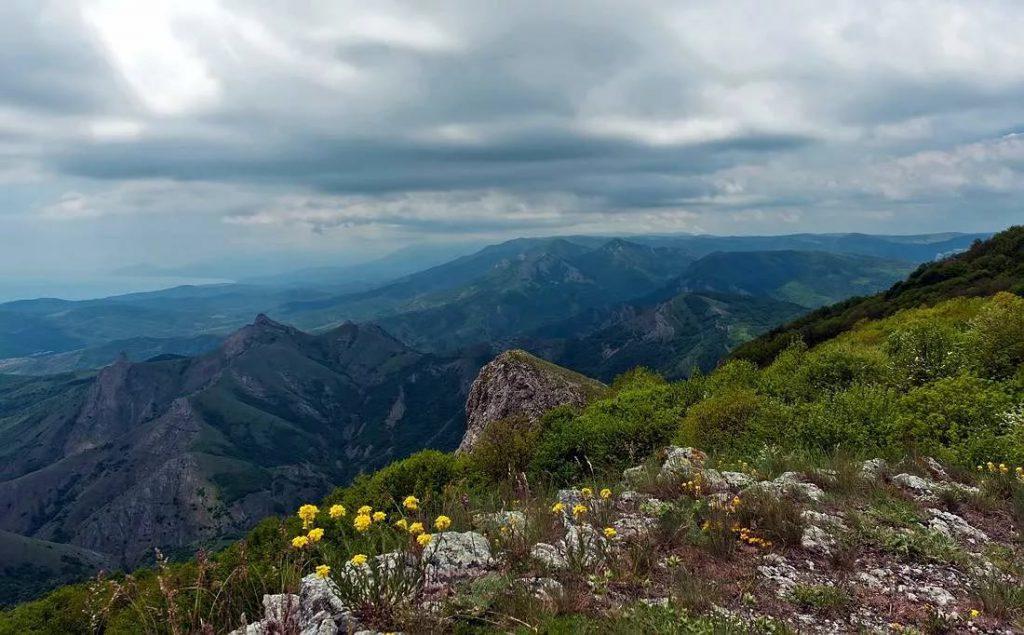 Изображение: Крымские горы