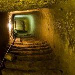 Подземный комплекс Чуфут-Кале, часть 19