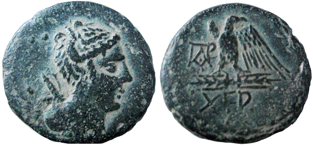 Картинка: монетное дело в Херсонесе