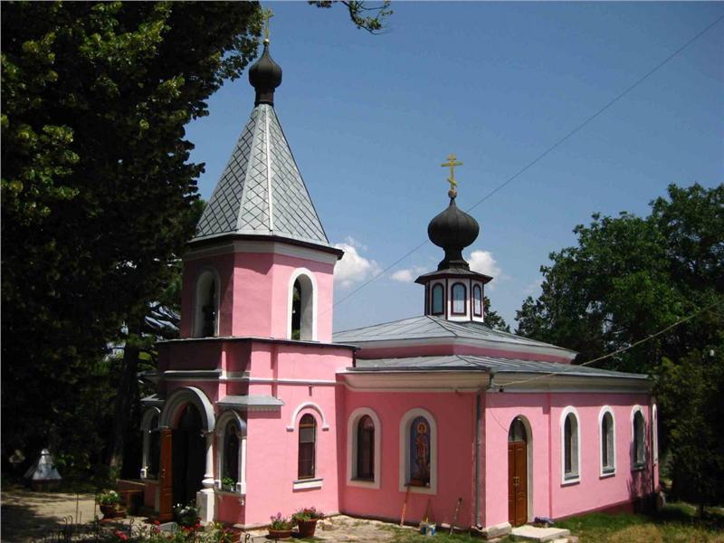 Показан храм святой Параскевы мученицы