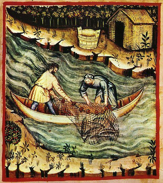 Картинка: рыболовство