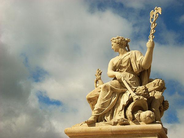 Картинка богов, античная религия Херсонеса