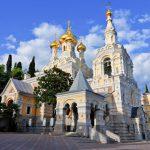 Топ 3 православных храма Ялты