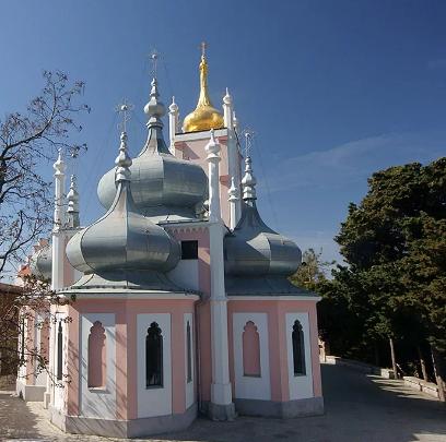 На картинке показан храм святителя Иоанна Златоуста