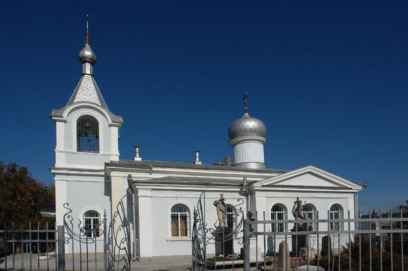 Фото: храм Всех святых