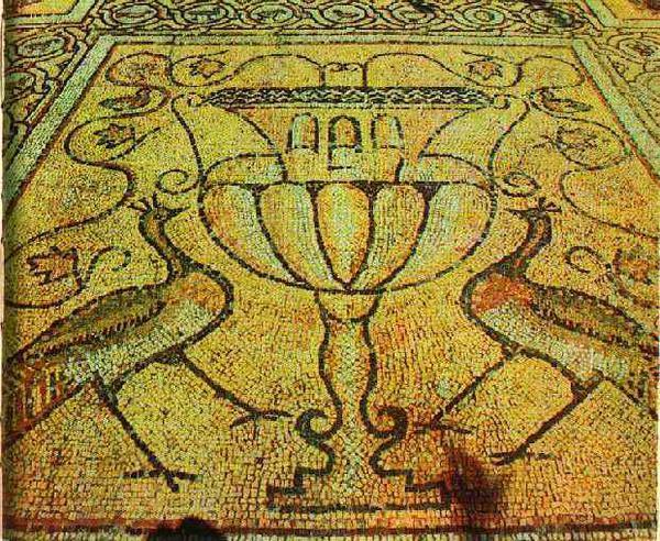 Фото: Византийское мозаичное искусство в Херсонесе