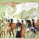 Первые греческие переселенцы в Крыму. Феодосия, часть 13