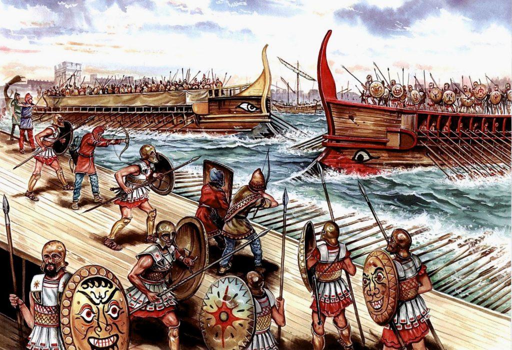 На картинке показана Боспоро-феодосийская война