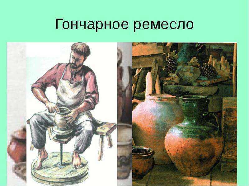 Картинка: гончарное производство в Феодосии
