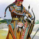 Вторжение сарматских племен. Феодосия, часть 30
