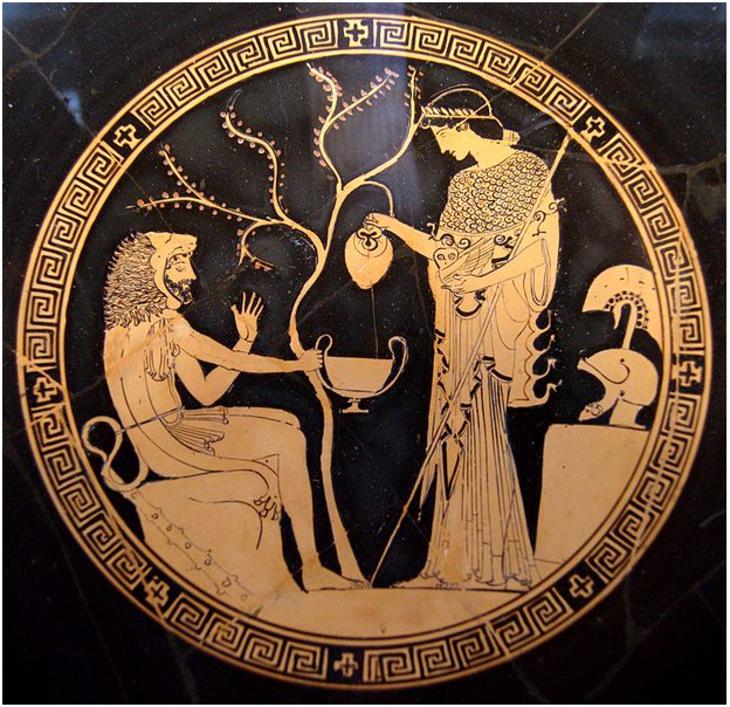 Картинка: Древнегреческое искусство в Феодосии