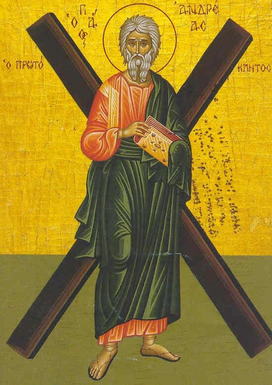 Первые христианские общины в Феодосии. Апостол Андрей - картинка