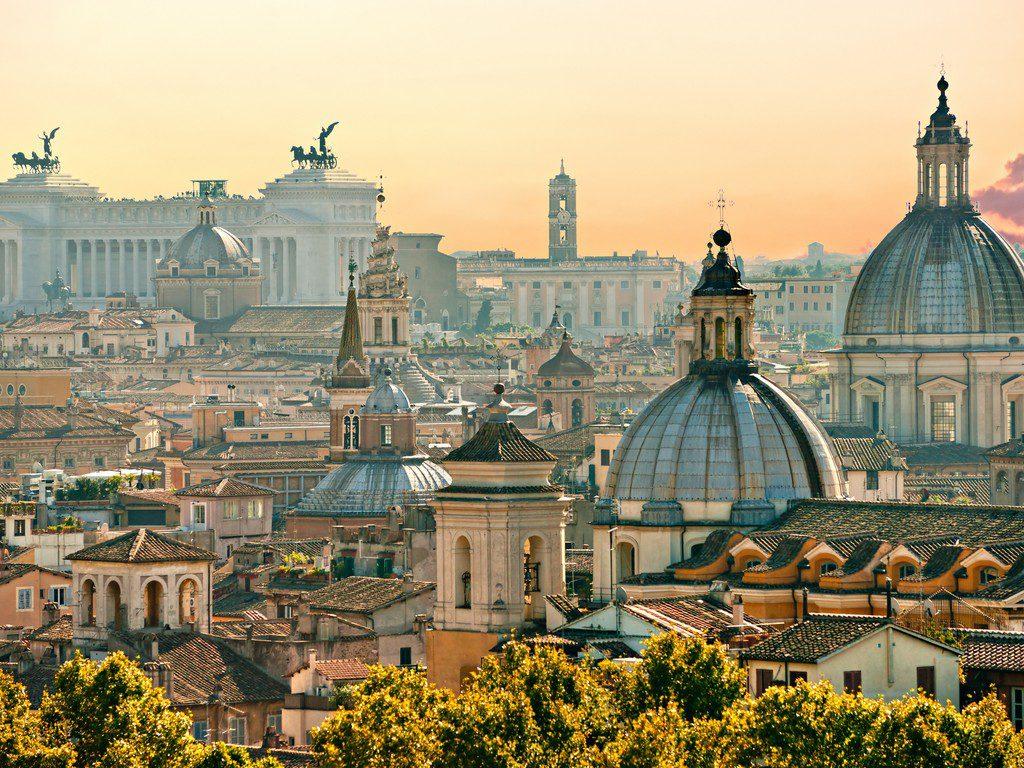 Рим сегодня - фото