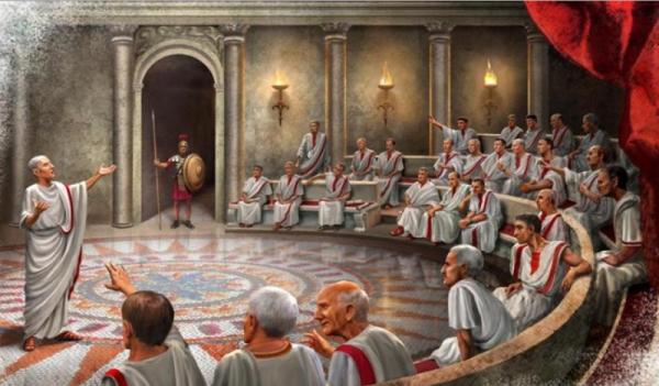 Феодосия под властью Рима - картинка