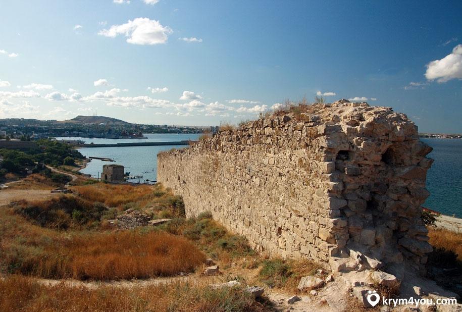 Генуэзцы в Феодосии в Средневековье - фотография